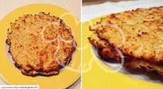Low Carb Rezept für leckere Mini Low-Carb Wraps aus Blumenkohl. Wenig Kohlenhydrate und einfachzumNachkochen.Super für Diät/zum Abnehmen.