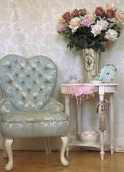 Malmaison's Romantic Heart Chair