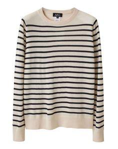 APC sweater
