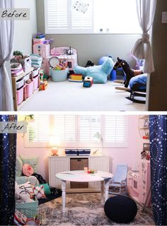 Decorates Pink Amp Powerful Playroom Makeover In 2018 Mr Kate Little Girls Playroom, Little Girl Rooms, Kids Room, Interior Design Inspiration, Home Interior Design, Mr Kate, Cool Rooms, Room Decor Bedroom, House Design