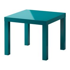 LACK Side table IKEA The high-gloss surfaces reflect light and give a vibrant look. Easy to assemble. Lightweight and easy to move.