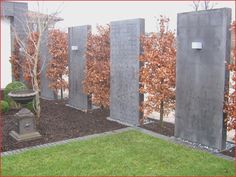Stunning Modern fence design uk,Wooden fence 4 ft and Garden fence metal. Front Yard Fence, Diy Fence, Backyard Fences, Garden Fencing, Backyard Landscaping, Fence Ideas, Fence Art, Pool Fence, Modern Fence
