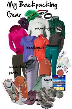 packing gear list