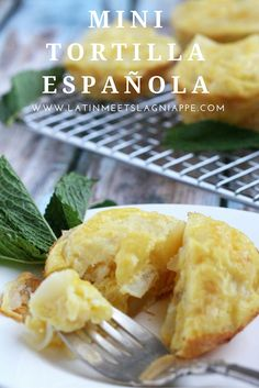 Mini Tortilla Espanola