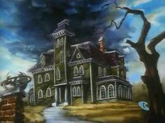 Addams Family (animated) house