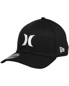 e85a73333a3 ONE   ONLY BLACK NEW ERA MENS HAT -  27.00 Hurley