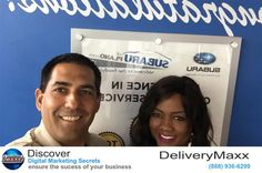 """https://flic.kr/p/JNSYFQ   """"Today Jason came by and shared a few things about DeliveryMaxx I wasn't aware of as in how the salesman can add a picture and bio of themselves and how uploading walk around videos are done."""" - Tamala"""