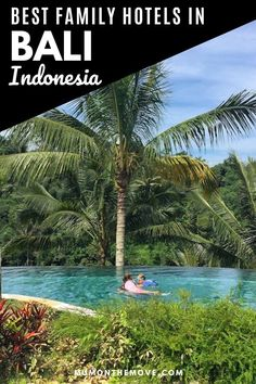 Planning a Bali family holiday? If you are deciding where to stay in Bali with kids, here we give you our pick of the best family hotels in Bali. Bali Travel, Travel Alone, Africa Travel, Backpacking Europe, Bora Bora, Bali Indonesia Hotels, Bali Family Holidays, Belfast, Belize