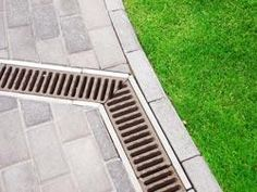 terrace drainage channel - Google Search