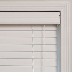 One Option For Shallow Mount Blinds Mount On The Inside