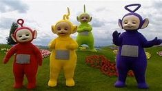 Teletubbies TV Series - Bing images The Wiggles, Pbs Kids, Tv Series Online, Great Pic, Little My, Cute Characters, Series 3, Little Sisters, Say Hello