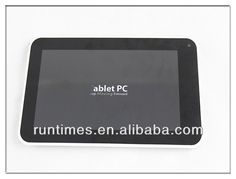 A20 dual core tablet 10 inch Android tablet with Webcam WIFI micromax touch tablet with sim card