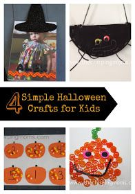 Halloween Crafts for Kids : The Chirping Moms