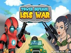 Tower Defense: ISIS War  Android Game - playslack.com , preserve your country from terrorist assaults. Place antiaircraft structures on the route of the foe soldier. ruin multitudes of foes. Show your strategy abilities in this addictive game for Android. foes come on looping  anchorages. move your warrior towards the foe, place weapons, missile launchers, riflemen and, other antiaircraft structures along the route. enhance your structures increasing their protection and firepower. ruin foe…