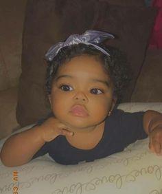 Cute Mixed Babies, Cute Black Babies, Beautiful Black Babies, Cute Little Baby, Pretty Baby, Beautiful Children, Cute Babies, Mix Baby Girl, Cute Baby Girl