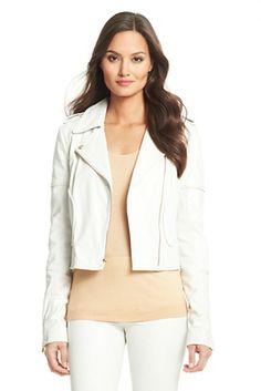 Theodora Leather Jacket