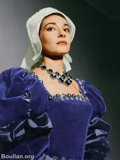 Maria Callas - Anna Bolena - 1957