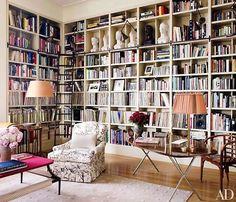 Bette Midler's Library