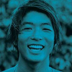 """Surfing gives me the stoke and happiness that makes me who I am. Stay High!"" Kanoa Igarashi (@kanoaigarashi)"