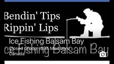 Ice Fishing Balsam Bay Facebook page