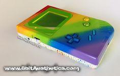 Rainbowboy! Available for purchase now! www.8bitaesthetics.com