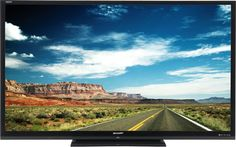 "Sharp 80"" 1080p LED TV"