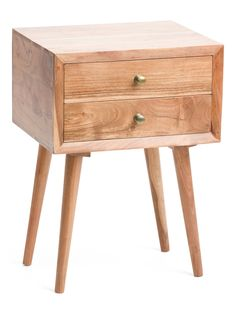 Storage Accent Table - Accent Furniture - T.J.Maxx