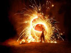 Les moments forts pendant votre événements avec les jongleurs de feu #jongleurdefeu #evenements