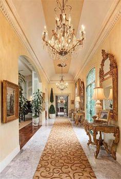 Classic French Regency Estate in Montecito California!