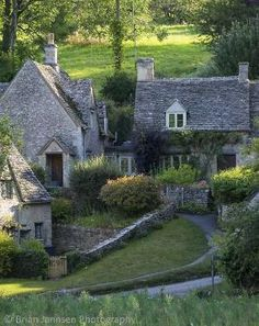 English country cottage by janice