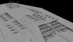 Gun Turret, Star Destroyer, Lego Star Wars, Spaceship, Superstar, Stars, Warfare, Guns, Concept