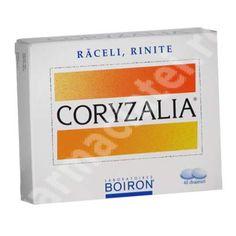 Coryzalia, 40 capsule, Boiron[3352712001644] Website, Allergies