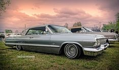 "52 Likes, 3 Comments - Colvin Studios (@colvinstudios) on Instagram: ""1963 Chevy Impala lowrider in NW Arkansas. #lowrider #chevy #chevrolet #impala #1963impala…"" #chevroletimpala1963"