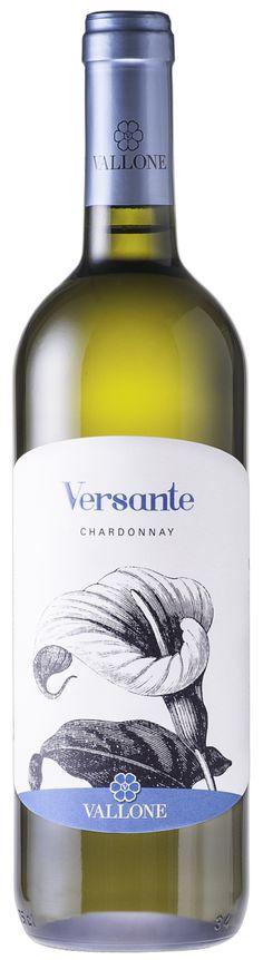 Imødekommende og frisk Chardonnay fra ambitiøs producent i Syditalien...