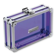 Shop Pencil Box Acrylic Purple - Purple - Vaultz - at Office Machine Depot. We have everything for your office needs. Cute School Supplies, Office Supplies, Art Supplies, Purple Office, Pipes And Bongs, Splash Page, Pencil Boxes, Consumer Products, Cool Stuff