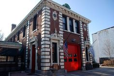 Chicago Engine Fire Station 59 | Shared by LION