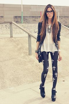 Love the leggings!