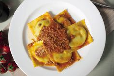 #Tortelli maremmani #ricetta #ragù