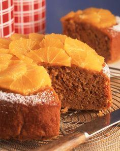 Carrot and Orange Cake Recipe on Yummly. @yummly #recipe