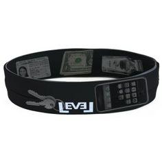 I definitely need one of these Flip Belts!
