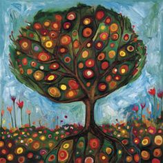 The Fruit of the Pomegranate Tree   Awaken the Sacred Dream