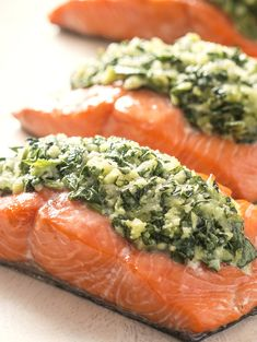 There is nothing healthier for your heart than salmon, and there is nothing easier and lovelier than this creamy spinach stuffed salmon dish. The first time I ever made it I actually did so for two very last-minute dinner guests. Remarkably, less than 30 minutes after I extended the invitation I had an elegant meal on every …