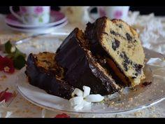 Κέικ με βύσσινο και σταγόνες κουβερτούρας - YouTube Youtube, Desserts, Food, Tailgate Desserts, Deserts, Essen, Postres, Meals, Dessert