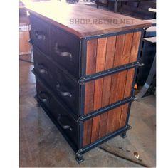 Ellis Dresser   Vintage Industrial Furniture