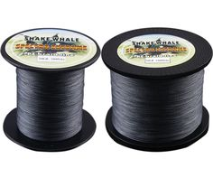 Shake Whale 100-Percent PE Good Quality Briad Fishing Line 30LB 1300Yards Gray 1Pcs 1000Y And 300Y -- Visit the image link more details.