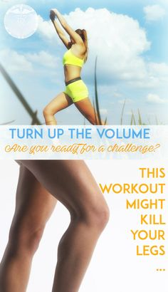 Ready to step it up a notch? This leg workout can be done at home or at the gym - grab your dumbbells and GO! If you want lean legs, a tight stomach and lose fat, this workout is for you! @fitwithdeniza