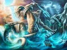 I got: Poseidon! Which Greek God/Goddess Are You Most Like?