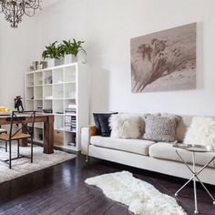 "Nathalie on Instagram: ""Living room goals via @thetmrw """
