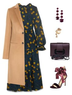 Untitled #241 by pana-canaj on Polyvore featuring polyvore fashion style Borgo De Nor Joseph Gianvito Rossi BaubleBar clothing