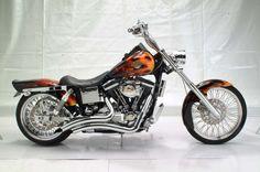 Joe Balderrama's Harley-Davidson Wide Glide